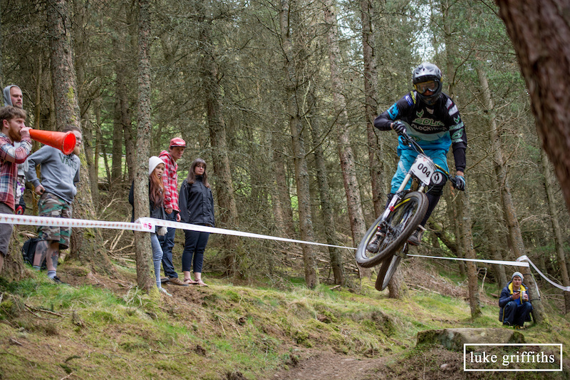 BUCS Downhill 2015 - An Unofficial Race Report