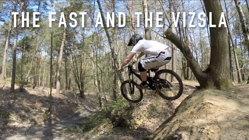 Our latest video The Fast and the Vizsla showcasing local riding talent and trails.