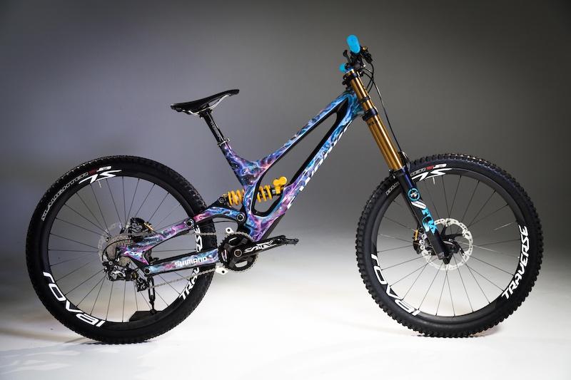 Custom Mountain Bike Paint Ideas