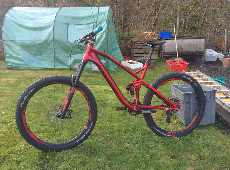 2014 Canyon Spectral 27 5 - Size L For Sale