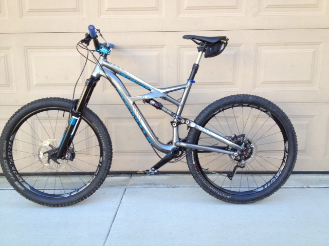 2015 Specialized Enduro 27.5