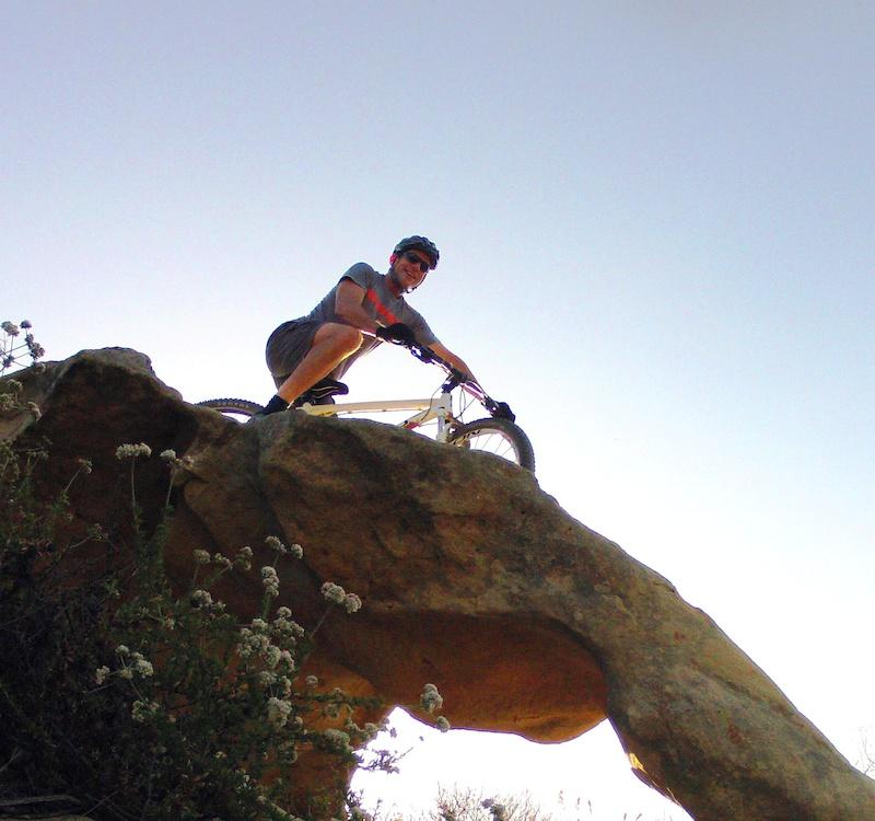 Mathis Canyon Trail Mountain Bike Trail