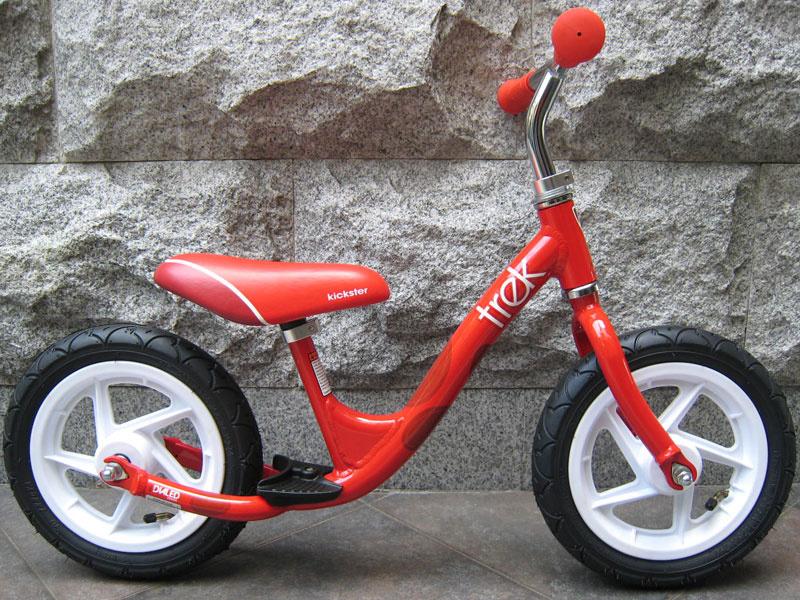 2014 Trek Kickster Balance Bike Red 12 For Sale