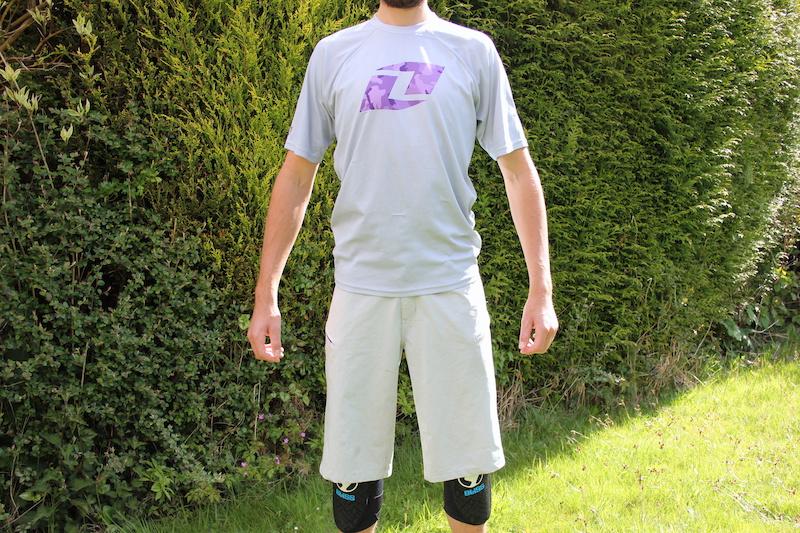 ONE INDUSTRIES ATOM SHORT SLEEVE ICON MTB BIKE JERSEY BLACK cycle shirt top