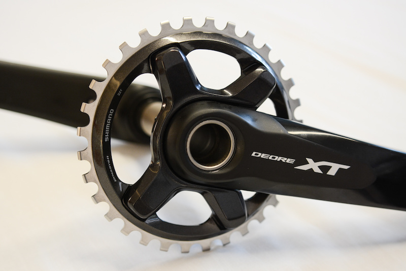 First Ride: Shimano Deore XT M8000