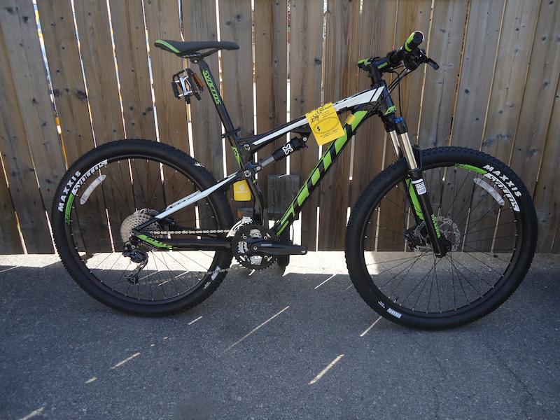 2014 Scott Spark 760 For Sale