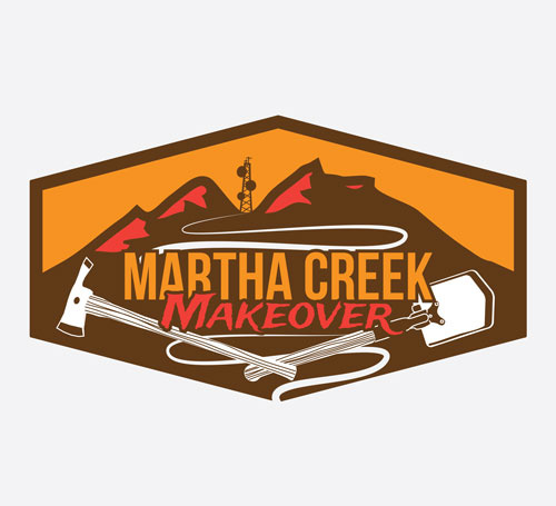Martha Creek Trail images
