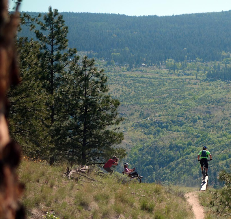 Research for the Locals Guide to Okanagan Rides