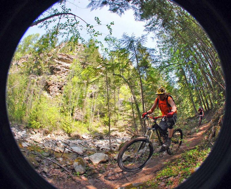 Research for the Locals' Guide to Okanagan Rides  Rich S photo