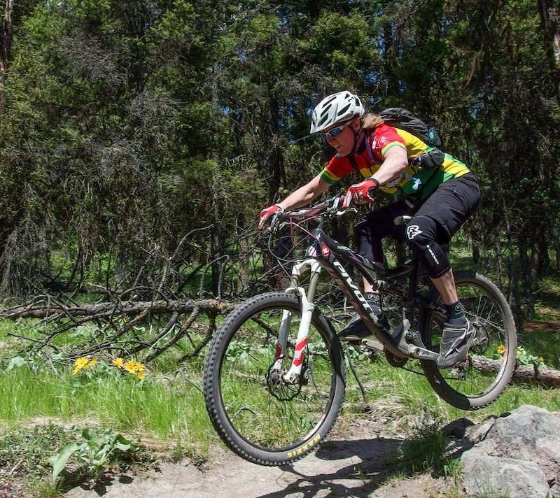 Research for the Locals Guide to Okanagan Rides Photo JohnnyS