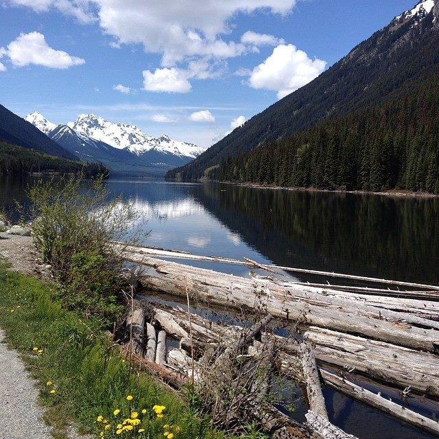 Pic 26 Duffy Lake pure perfection