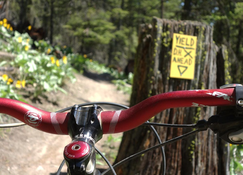 Okanagan: Riding in the Sun - Crawford and Smith Creek, Part Two