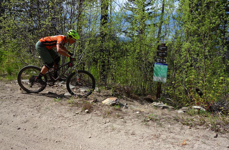 Okanagan Riding in the Sun - Crawford and Smith Creek Part Two