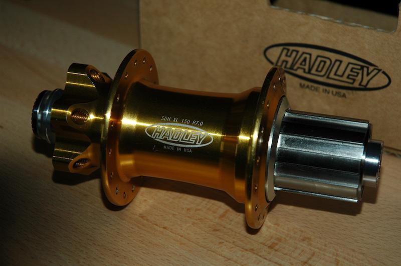 Hadley SDH 12x150 rear hub *unused* For Sale