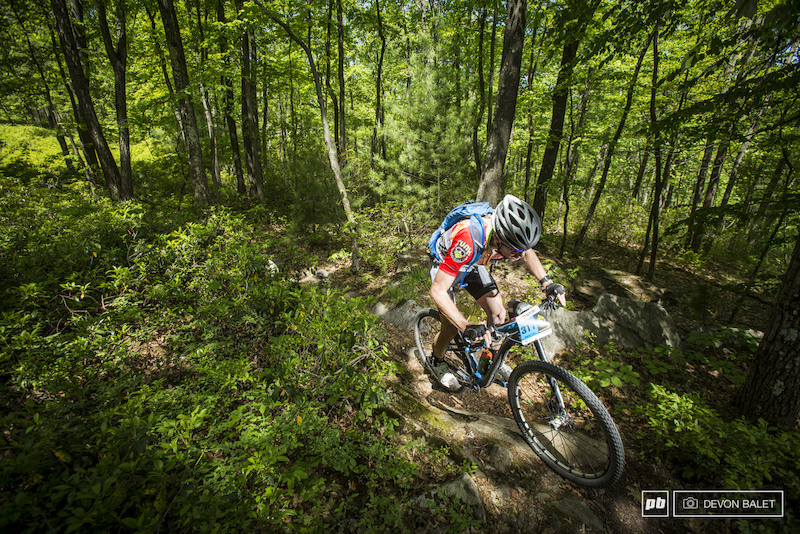 2015 Trans-Sylvania Mountain Bike Epic Day Two