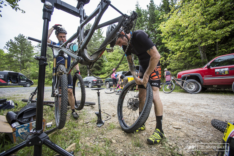 The Trans-Sylvania Mountain Bike Epic demands a lot from your tires. It will find your weaknesses.