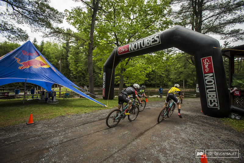 After three hours and 46 miles of racing it came down to a spring photo finish at the line.