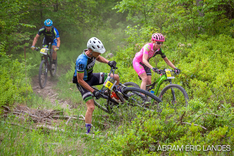 Vickie Barclay continued her domination in the Women s Open Class finishing in front of a large number of the Men s Open Class as well.