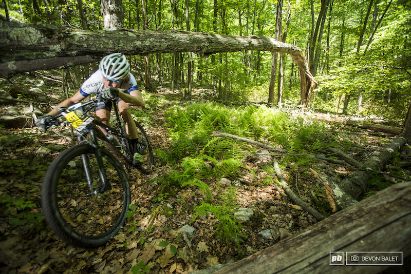 2015 Trans-Sylvania Mountain Bike Epic Day Five R.B. Winter