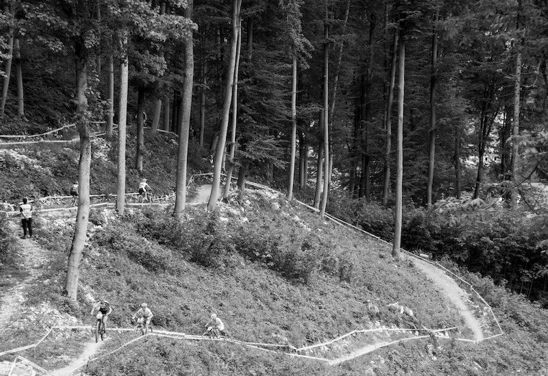 Compared to Nove Mesto, the pace of this race was off the charts. The speed is even more impressive when all the climbing is considered.