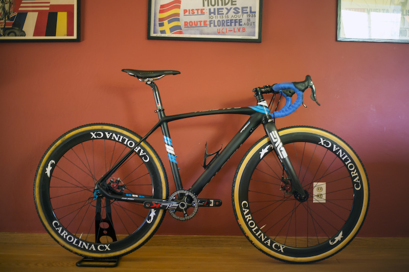 2013 Raleigh Rxc Pro Disc Cyclocross For Sale