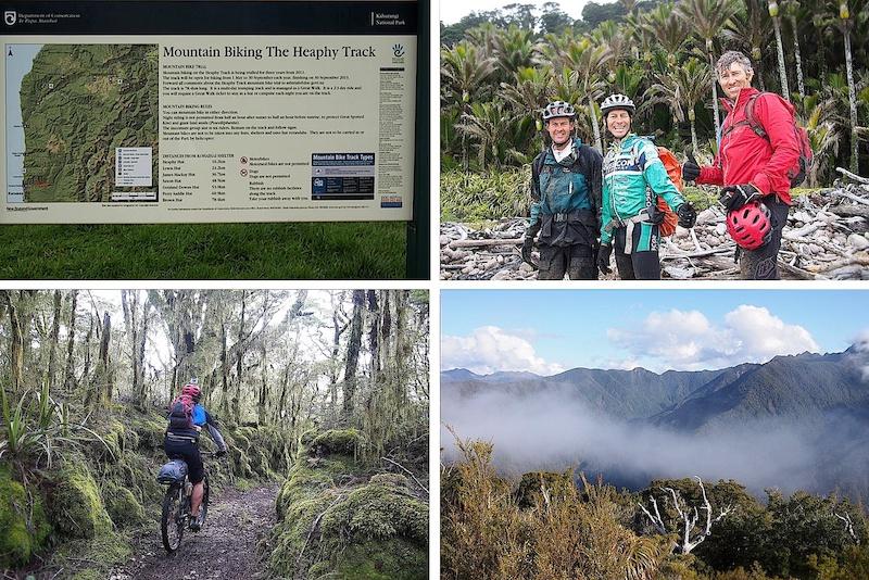 Securing a Future Through Trails - DOC