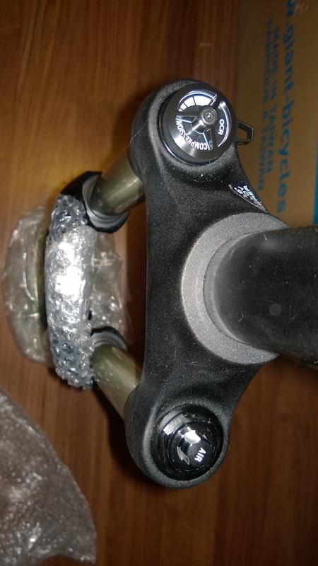 0 RST Deuce 140mm 1.5 steertube