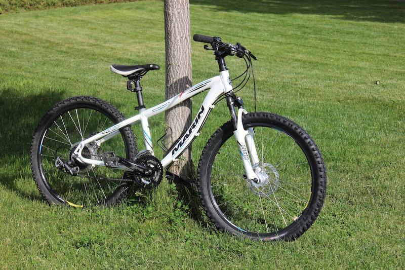2012 Marin Bayview Trail Se Hard Tail Mountain Bike For Sale