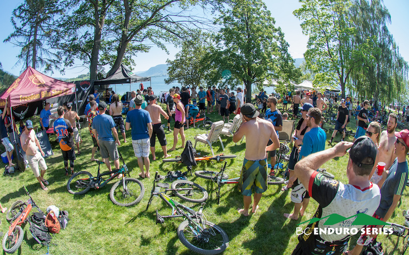 Images from the BCES - Penticton Enduro