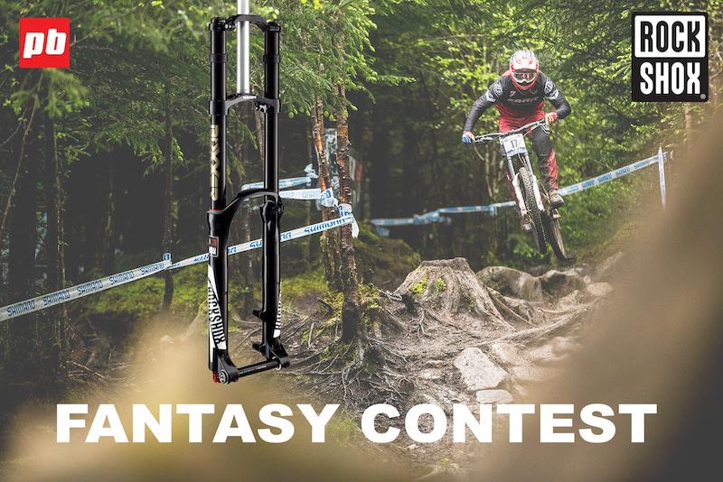 RockShox Fanstasy contest. Image by Sven Martin