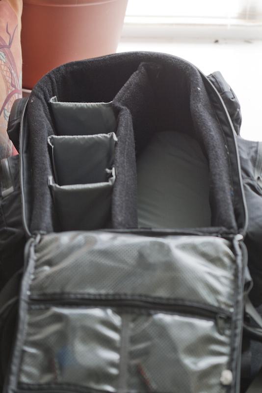 0 Dakine filming pack
