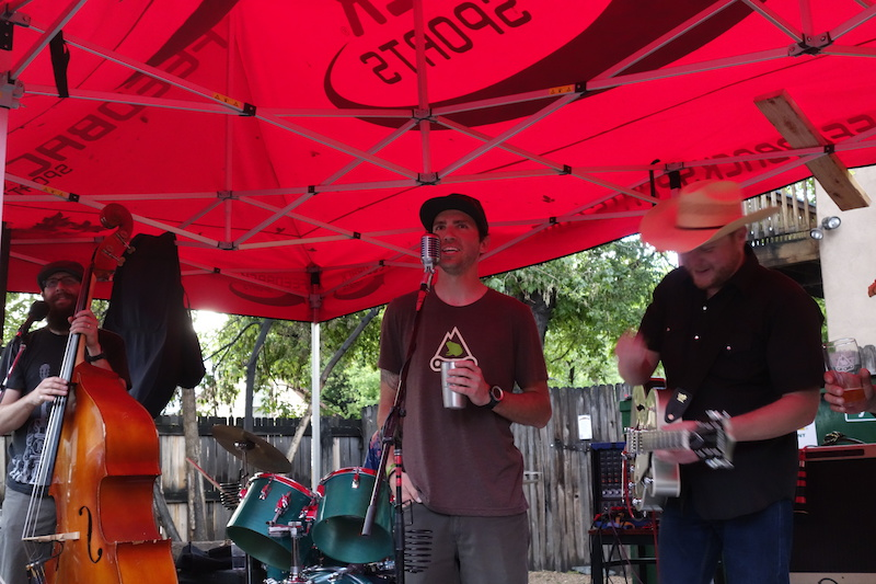 Brews for Bikes was the brainchild of Eric Hockman. It was his passion to help others that brought together a great group of people putting on a great event.