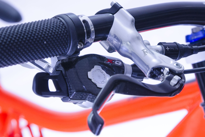 Effigear Launches Triggger Shifter for Gearbox