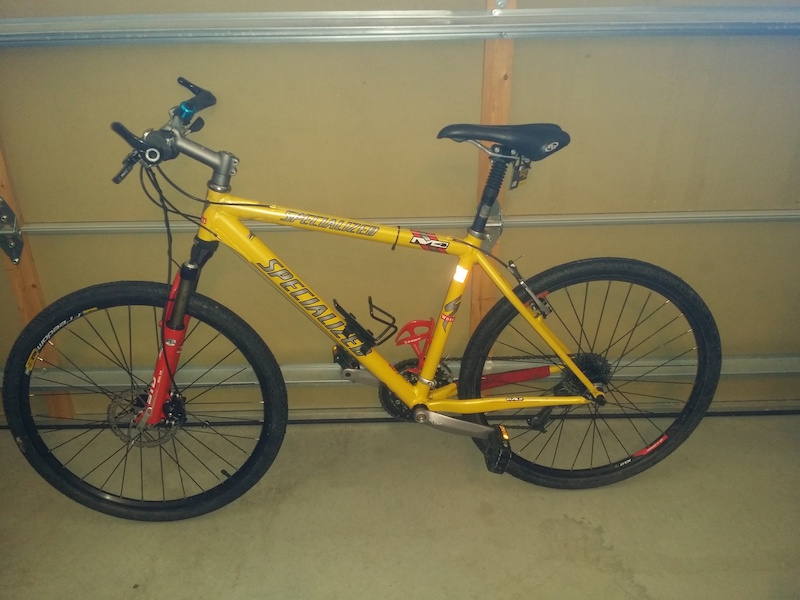 1999 SPECIALIZED M4 S-WORKS For Sale