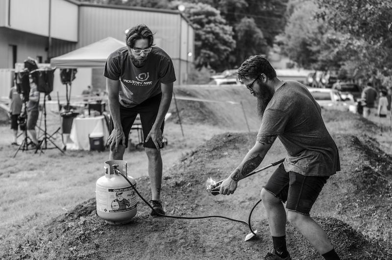 Blue Ridge Battle Pump Track Challenge