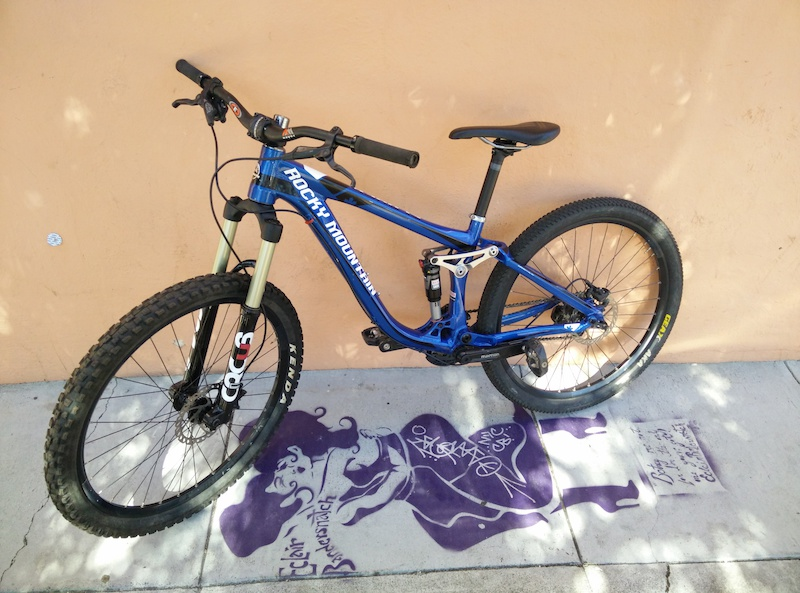 2014 Rocky Mountain Slayer Ss Slope Style For Sale