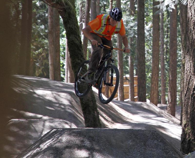 Hope's Bike Park - Hope, B.C.
