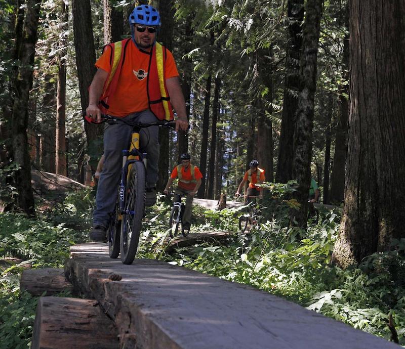 Hope s Bike Park - Hope B.C.