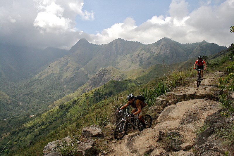 Top 5 Mountain Biking destinations of India