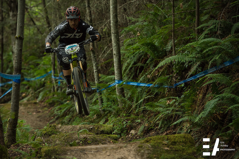 Pro Results Cascadia National Enduro Championship