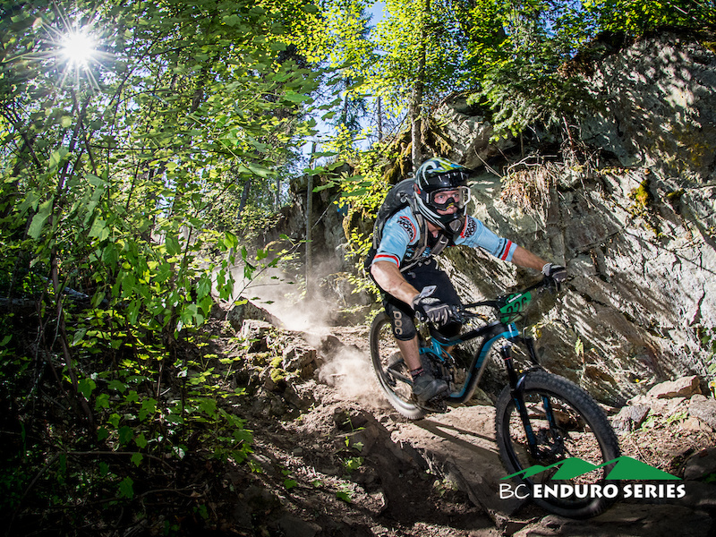 Images from the Vernon Race Re-Cap - Osprey Packs BC Enduro Series
