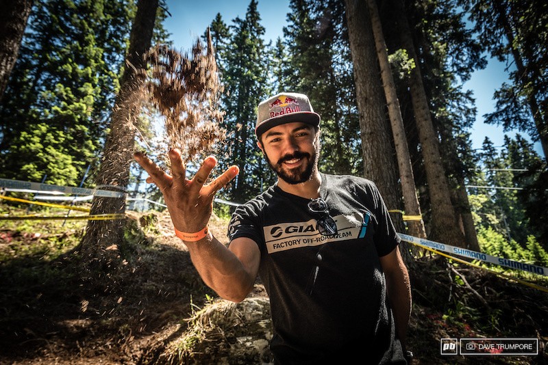 Marcelo approves and so do we. Much of the woods are fresh cut and covered in loam. What lies beneath roots is still yet to be seen.