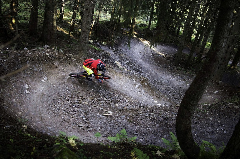 Wish Enduro vs Wish Bikepark - landscape adventure in Dolomites