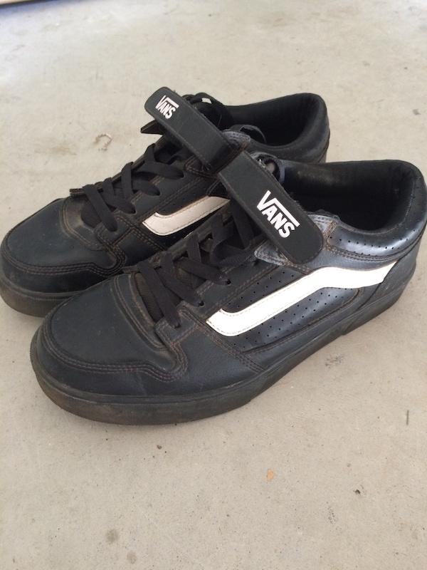 72885389fd Vans Warner spd clipless shoes For Sale