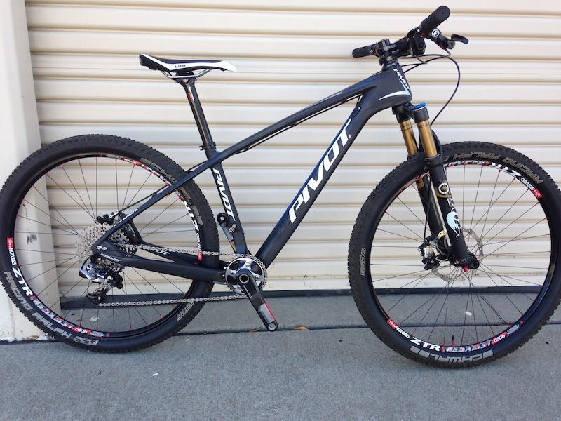 Used Tires Phoenix >> 2014 Pivot Les Small XX1 Build Mountain Bike 29er frame ...