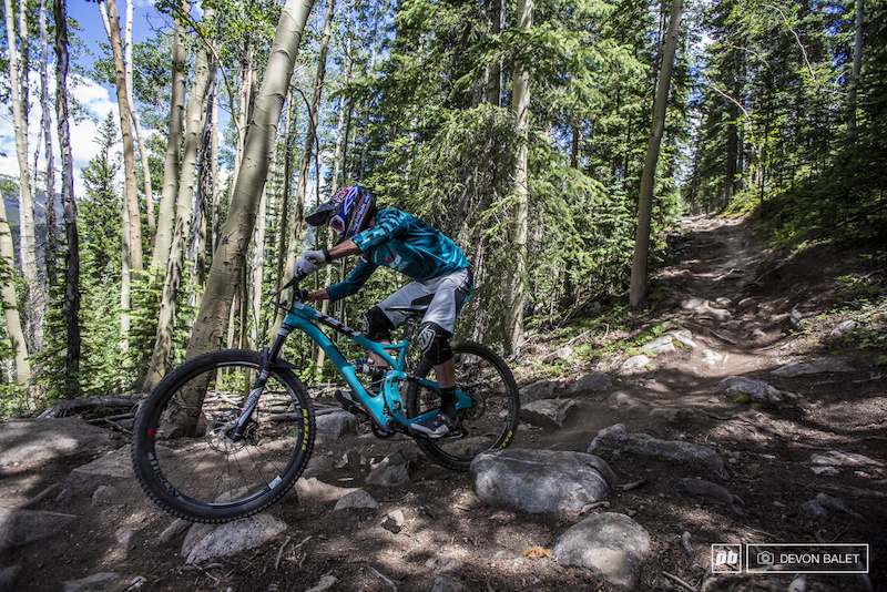 Local shredder Nate Hills continues to preform finishing fourth in a stacked field of Pro Men racers.