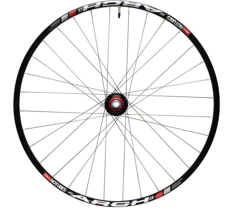 Stan s No Tubes wheels - ARCH EX