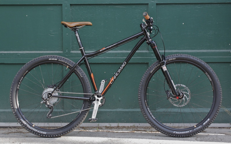 2015 Chromag Rootdown Black