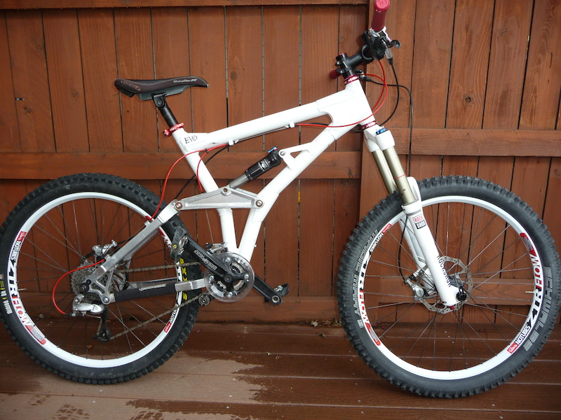 2007 Chumba EVO W 2013 Lyrik 160 130 Complete Or Frame For Sale