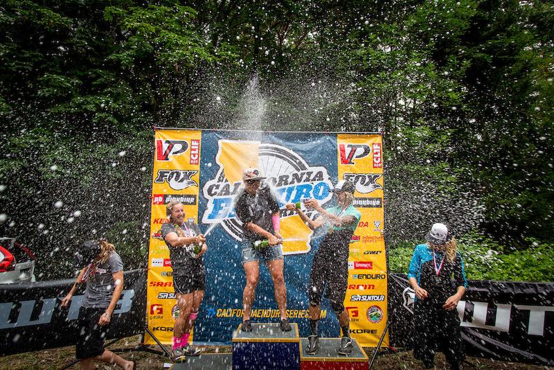 California Enduro Series 2015 Round 4 Ashland Mountain Challenge